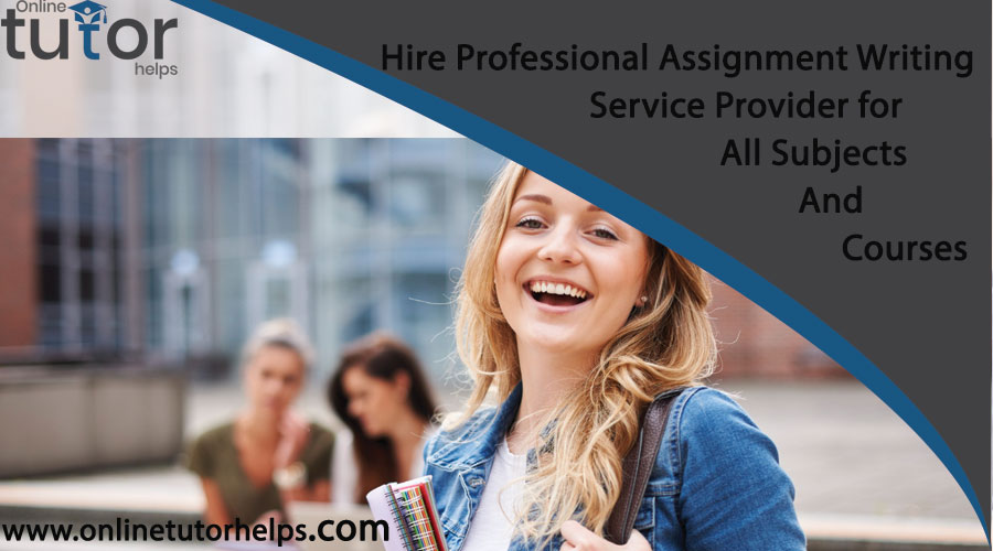 Professional Assignment Writing Service