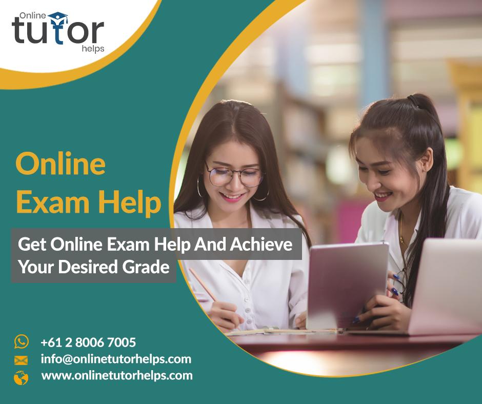 Online Exam Help