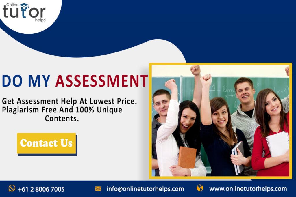 Do My Assessment